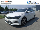 Volkswagen Polo VI Polo 1.0 65 S&S BVM5 Connect 5p Blanc à Cessy 01