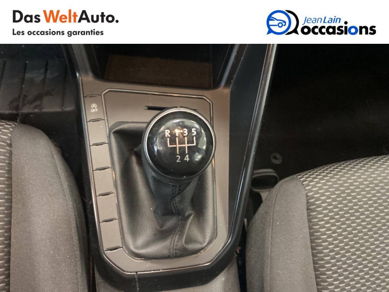Volkswagen Polo VI Polo 1.0 65 S&S BVM5 Trendline 5p Blanc occasion à Voiron - photo n°13