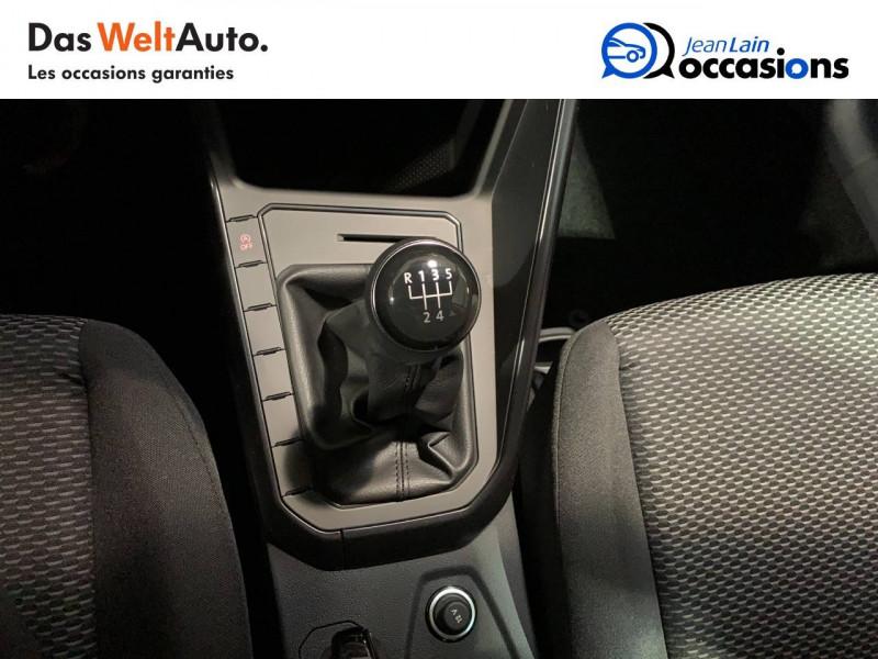 Volkswagen Polo VI Polo 1.0 TSI 95 S&S BVM5  5p Noir occasion à Seynod - photo n°13