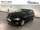 Volkswagen Polo VI Polo 1.0 TSI 95 S&S BVM5  5p Noir 2020 - annonce de voiture en vente sur Auto Sélection.com