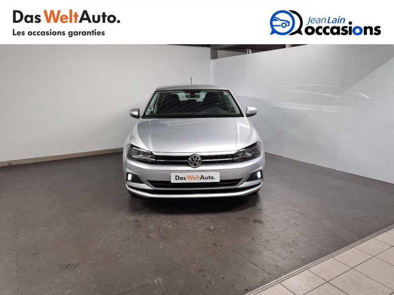 Volkswagen Polo VI Polo 1.0 TSI 95 S&S BVM5 Confortline 5p Gris occasion à La Motte-Servolex - photo n°2