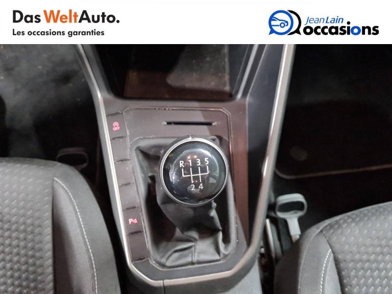 Volkswagen Polo VI Polo 1.0 TSI 95 S&S BVM5 Confortline 5p Gris occasion à La Motte-Servolex - photo n°13