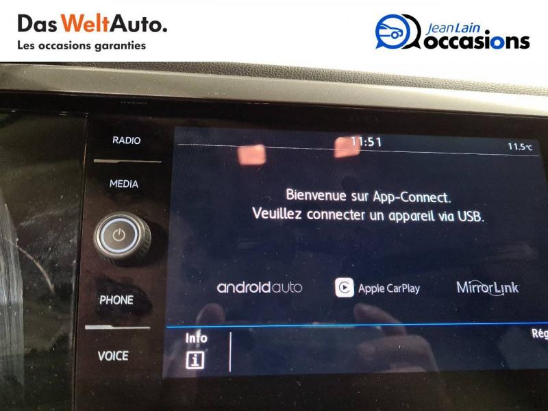Volkswagen Polo VI Polo 1.0 TSI 95 S&S BVM5 Confortline 5p Gris occasion à La Motte-Servolex - photo n°15