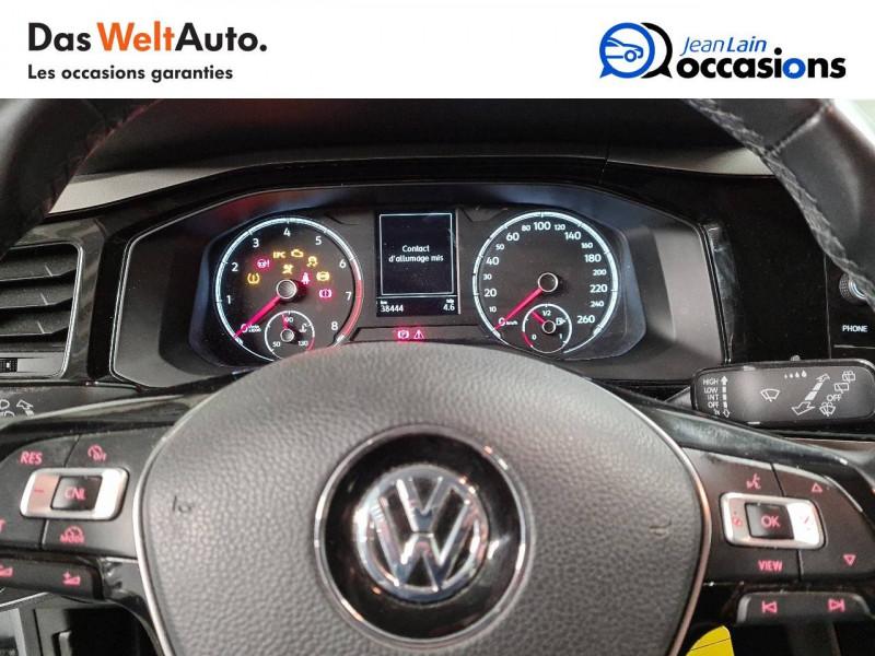 Volkswagen Polo VI Polo 1.0 TSI 95 S&S BVM5 Confortline 5p Gris occasion à La Motte-Servolex - photo n°12