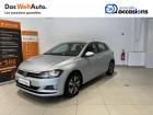 Volkswagen Polo VI Polo 1.0 TSI 95 S&S BVM5 Confortline 5p Gris 2018 - annonce de voiture en vente sur Auto Sélection.com