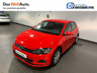 Volkswagen Polo VI Polo 1.0 TSI 95 S&S BVM5 Trendline 5p Rouge à Seynod 74