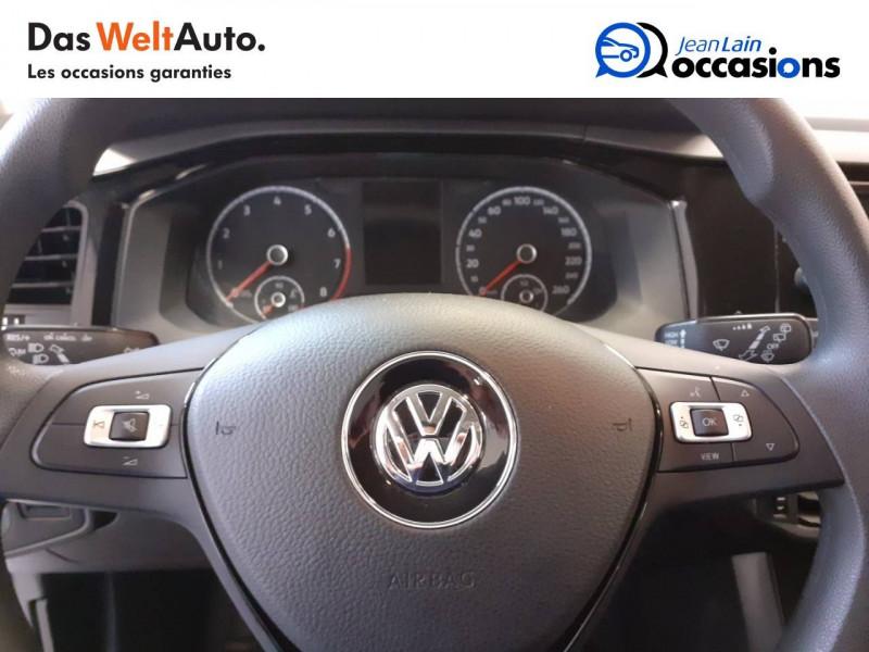 Volkswagen Polo VI Polo 1.0 TSI 95 S&S BVM5 Trendline 5p Blanc occasion à Voiron - photo n°12