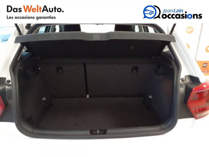 Volkswagen Polo VI Polo 1.0 TSI 95 S&S BVM5 Trendline 5p Blanc occasion à Voiron - photo n°10