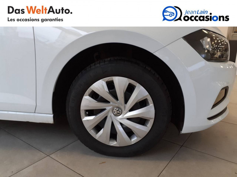 Volkswagen Polo VI Polo 1.0 TSI 95 S&S BVM5 Trendline 5p Blanc occasion à Voiron - photo n°9