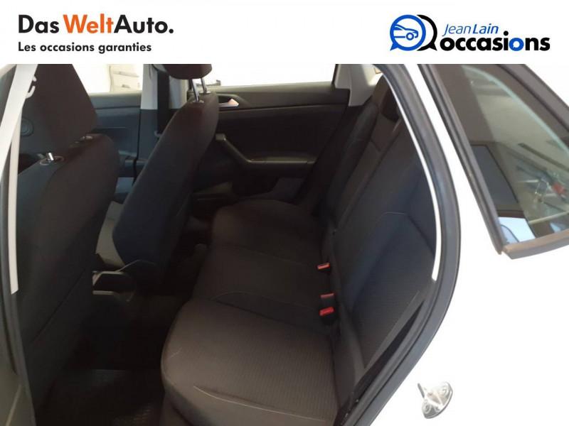 Volkswagen Polo VI Polo 1.0 TSI 95 S&S BVM5 Trendline 5p Blanc occasion à Voiron - photo n°17