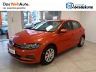 Volkswagen Polo VI Polo 1.0 TSI 95 S&S BVM5 Trendline 5p Orange à Voiron 38