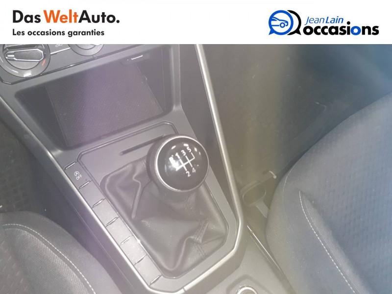Volkswagen Polo VI Polo 1.0 TSI 95 S&S BVM5 Trendline 5p Blanc occasion à Voiron - photo n°13