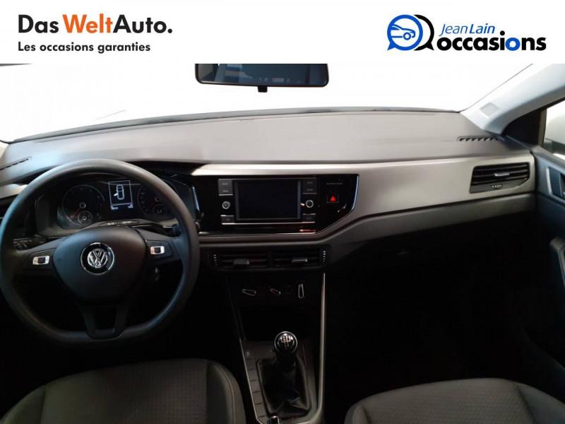 Volkswagen Polo VI Polo 1.0 TSI 95 S&S BVM5 Trendline 5p Blanc occasion à Voiron - photo n°18