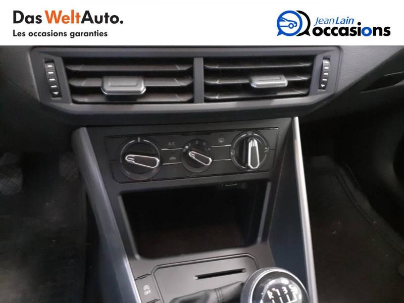 Volkswagen Polo VI Polo 1.0 TSI 95 S&S BVM5 Trendline 5p Blanc occasion à Voiron - photo n°14