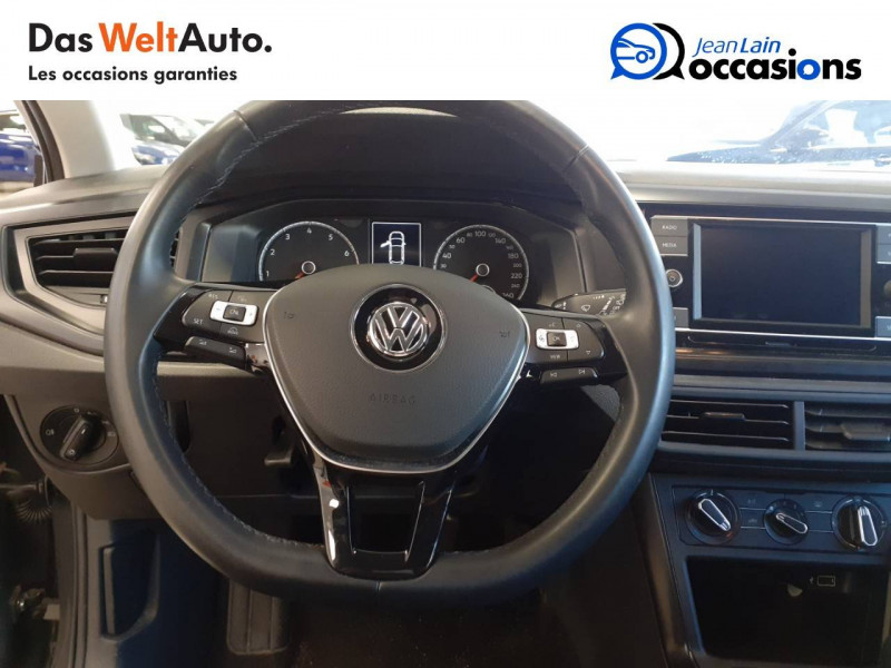 Volkswagen Polo VI Polo 1.0 TSI 95 S&S BVM5 Trendline 5p Gris occasion à Voiron - photo n°10