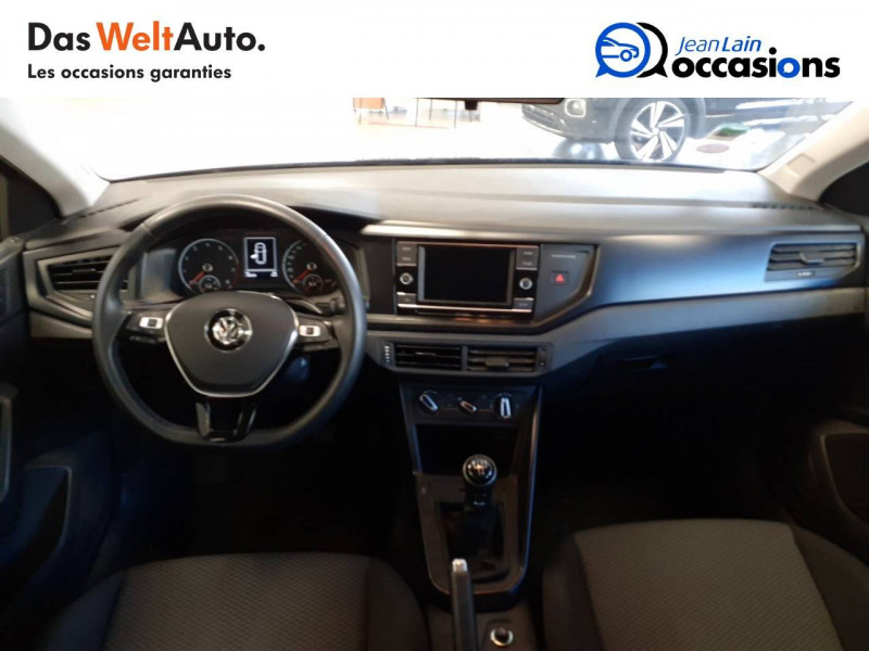 Volkswagen Polo VI Polo 1.0 TSI 95 S&S BVM5 Trendline 5p Gris occasion à Voiron - photo n°16
