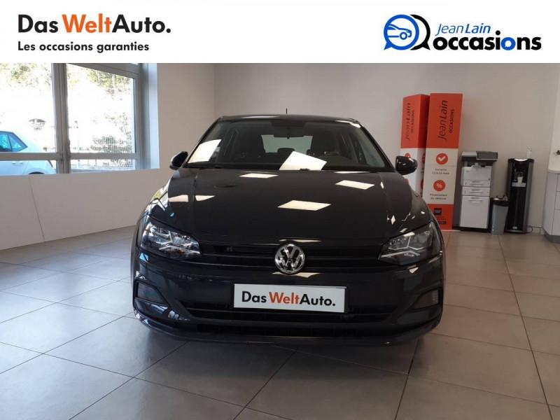 Volkswagen Polo VI Polo 1.0 TSI 95 S&S BVM5 Trendline 5p Gris occasion à Voiron - photo n°2