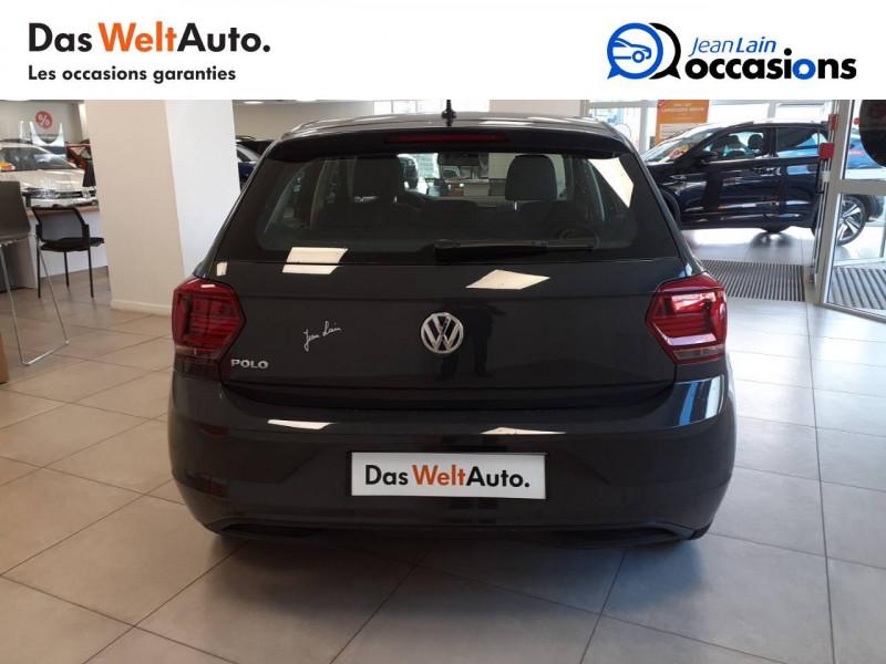 Volkswagen Polo VI Polo 1.0 TSI 95 S&S BVM5 Trendline 5p Gris occasion à Voiron - photo n°4