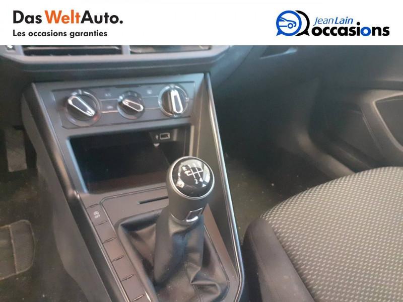 Volkswagen Polo VI Polo 1.0 TSI 95 S&S BVM5 Trendline 5p Gris occasion à Voiron - photo n°11
