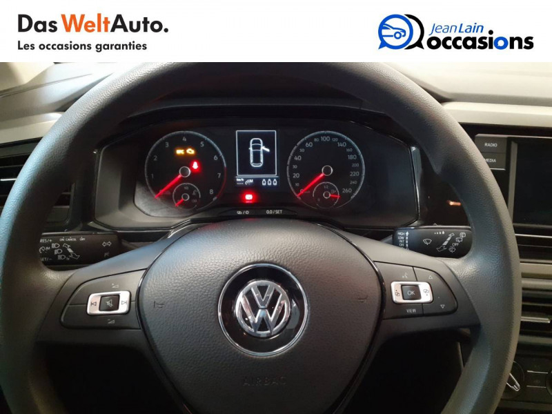 Volkswagen Polo VI Polo 1.0 TSI 95 S&S BVM5 Trendline 5p Gris occasion à Voiron - photo n°12