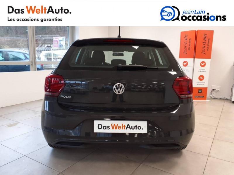 Volkswagen Polo VI Polo 1.0 TSI 95 S&S BVM5 Trendline 5p Gris occasion à Voiron - photo n°6