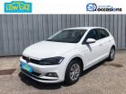 Volkswagen Polo VI Polo 1.0 TSI 95 S&S BVM5 Trendline Business 5p Blanc à La Ravoire 73