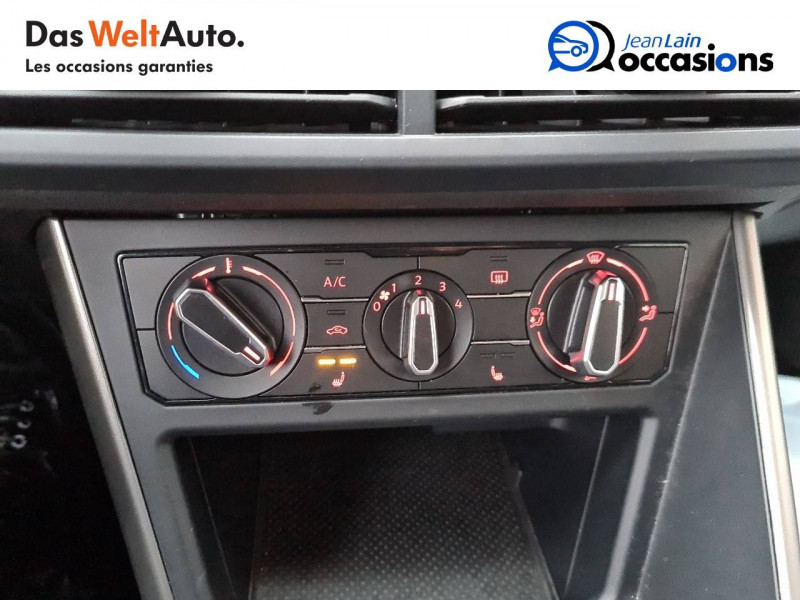 Volkswagen Polo VI Polo 1.0 TSI 95 S&S BVM5 Type Confortline 5p Blanc occasion à Bellegarde-sur-Valserine - photo n°14