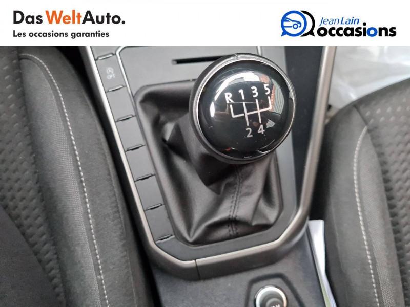 Volkswagen Polo VI Polo 1.0 TSI 95 S&S BVM5 Type Confortline 5p Blanc occasion à Bellegarde-sur-Valserine - photo n°13
