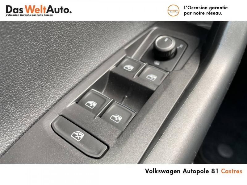 Volkswagen Polo VI Polo 1.0 TSI 95 S&S BVM5 United 5p Noir occasion à Castres - photo n°18