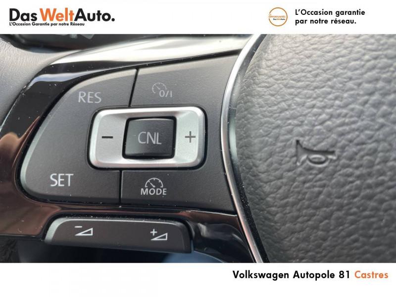 Volkswagen Polo VI Polo 1.0 TSI 95 S&S BVM5 United 5p Noir occasion à Castres - photo n°15