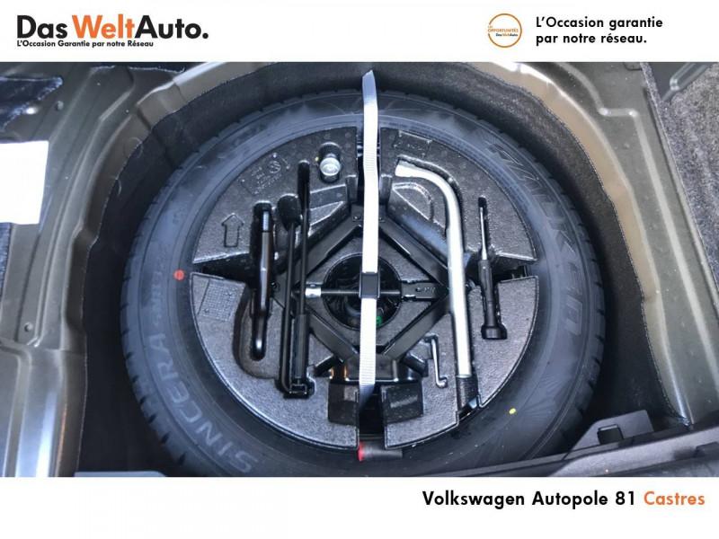Volkswagen Polo VI Polo 1.0 TSI 95 S&S BVM5 United 5p Noir occasion à Castres - photo n°10