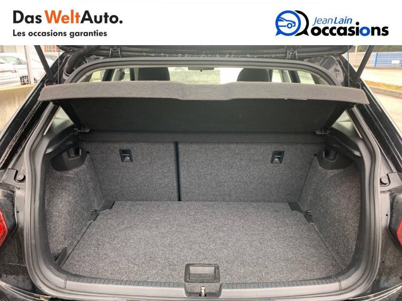 Volkswagen Polo VI Polo 1.0 TSI 95 S&S DSG7 Confortline 5p Noir occasion à Sallanches - photo n°10