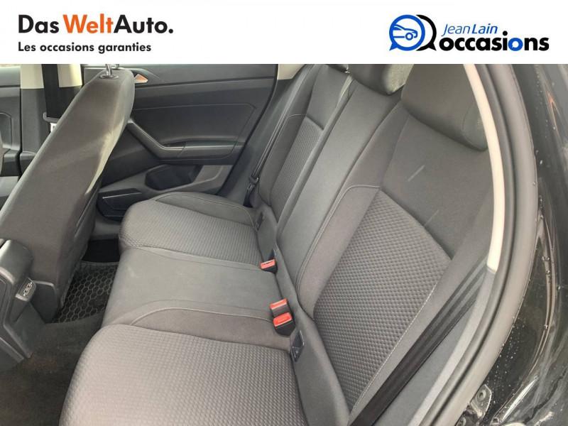 Volkswagen Polo VI Polo 1.0 TSI 95 S&S DSG7 Confortline 5p Noir occasion à Sallanches - photo n°17