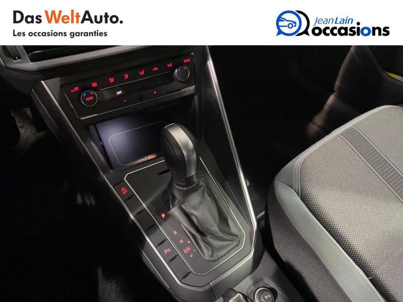 Volkswagen Polo VI Polo 1.0 TSI 95 S&S DSG7 Copper Line 5p Noir occasion à Seynod - photo n°13