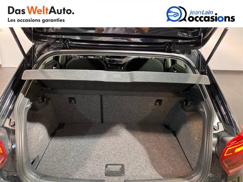 Volkswagen Polo VI Polo 1.0 TSI 95 S&S DSG7 Copper Line 5p Noir occasion à Seynod - photo n°10