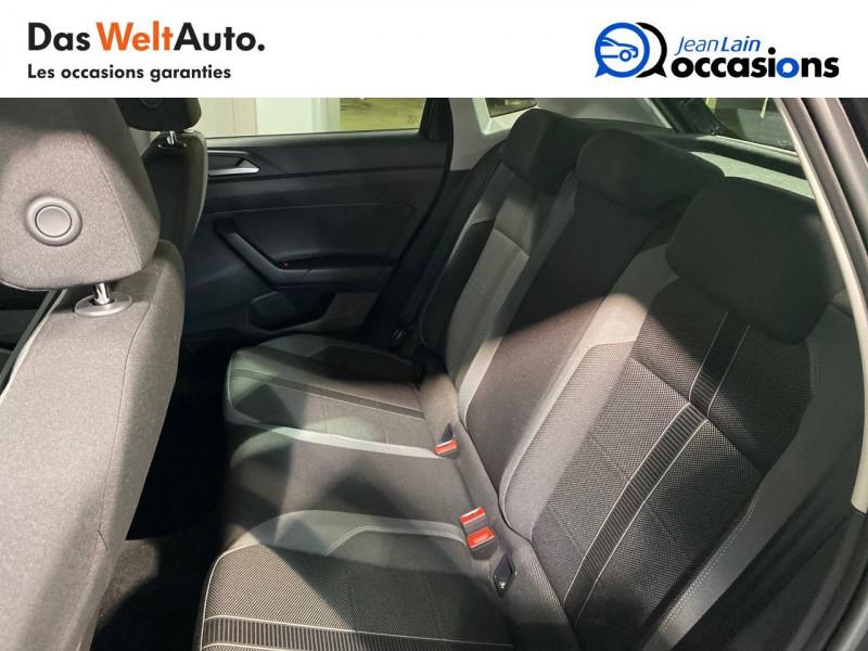 Volkswagen Polo VI Polo 1.0 TSI 95 S&S DSG7 Copper Line 5p Noir occasion à Seynod - photo n°17
