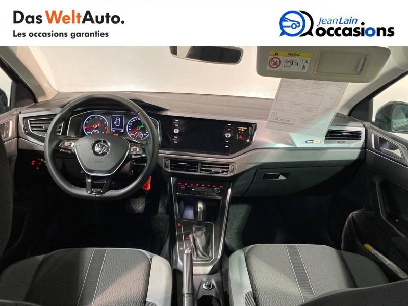 Volkswagen Polo VI Polo 1.0 TSI 95 S&S DSG7 Copper Line 5p Noir occasion à Seynod - photo n°18