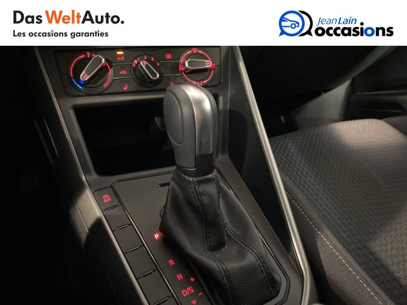 Volkswagen Polo VI Polo 1.0 TSI 95 S&S DSG7 Lounge 5p Gris occasion à Seynod - photo n°13