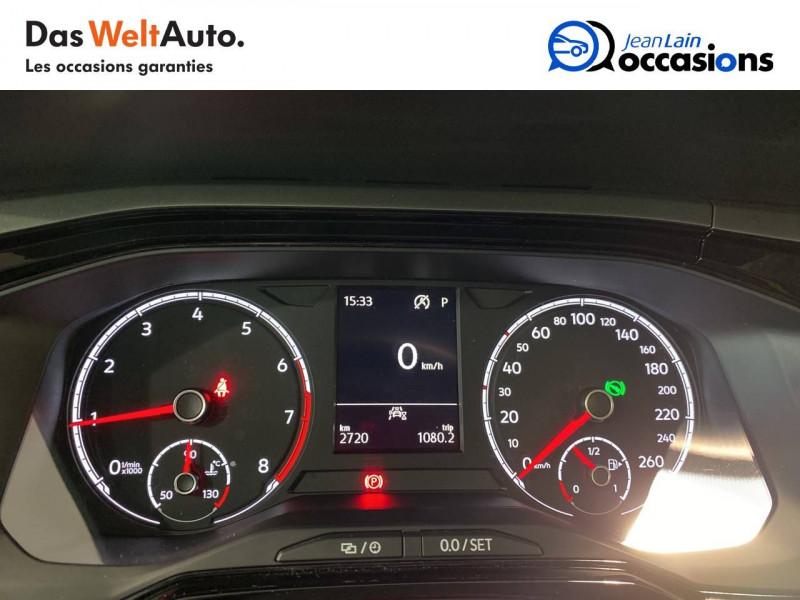 Volkswagen Polo VI Polo 1.0 TSI 95 S&S DSG7 Lounge 5p Gris occasion à Seynod - photo n°16