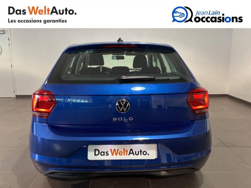 Volkswagen Polo VI Polo 1.0 TSI 95 S&S DSG7 Lounge 5p Gris occasion à Seynod - photo n°6