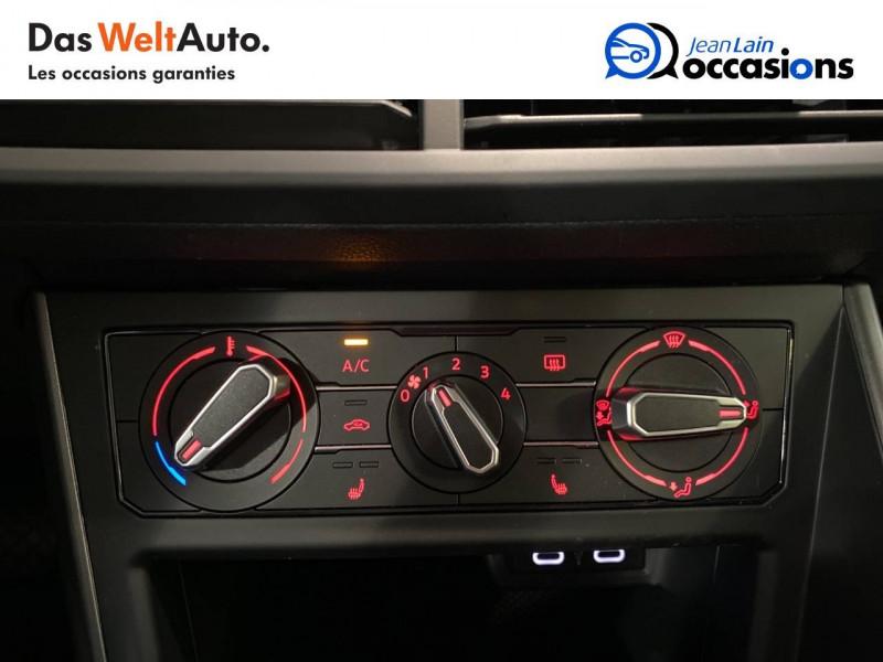 Volkswagen Polo VI Polo 1.0 TSI 95 S&S DSG7 Lounge 5p Gris occasion à Seynod - photo n°14