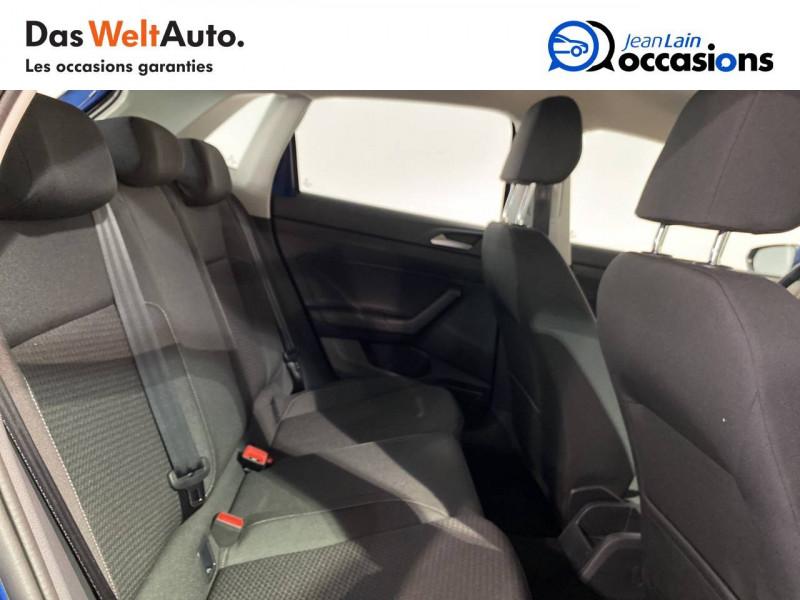 Volkswagen Polo VI Polo 1.0 TSI 95 S&S DSG7 Lounge 5p Gris occasion à Seynod - photo n°17