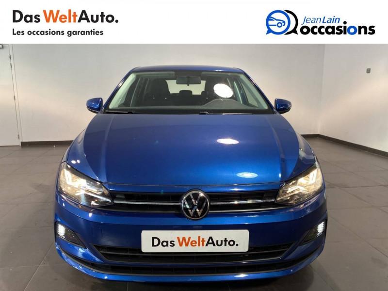Volkswagen Polo VI Polo 1.0 TSI 95 S&S DSG7 Lounge 5p Gris occasion à Seynod - photo n°2