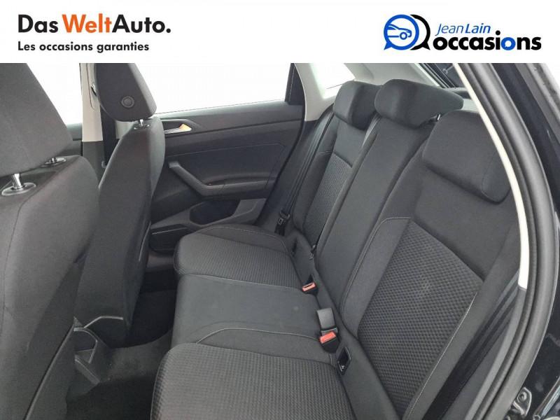 Volkswagen Polo VI Polo 1.0 TSI 95 S&S DSG7 Lounge 5p Noir occasion à La Motte-Servolex - photo n°17