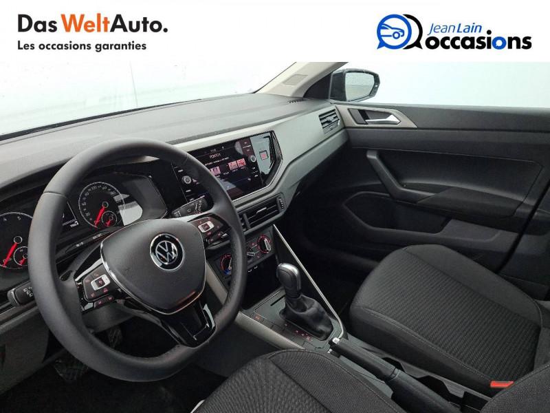 Volkswagen Polo VI Polo 1.0 TSI 95 S&S DSG7 Lounge 5p Noir occasion à La Motte-Servolex - photo n°11