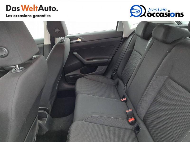 Volkswagen Polo VI Polo 1.0 TSI 95 S&S DSG7 Lounge 5p Gris occasion à La Motte-Servolex - photo n°17