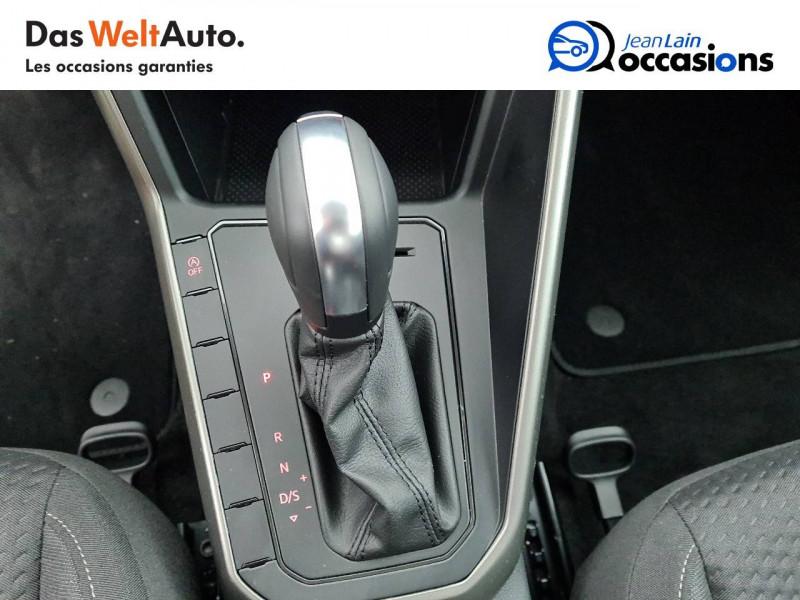 Volkswagen Polo VI Polo 1.0 TSI 95 S&S DSG7 Lounge 5p Blanc occasion à La Motte-Servolex - photo n°13