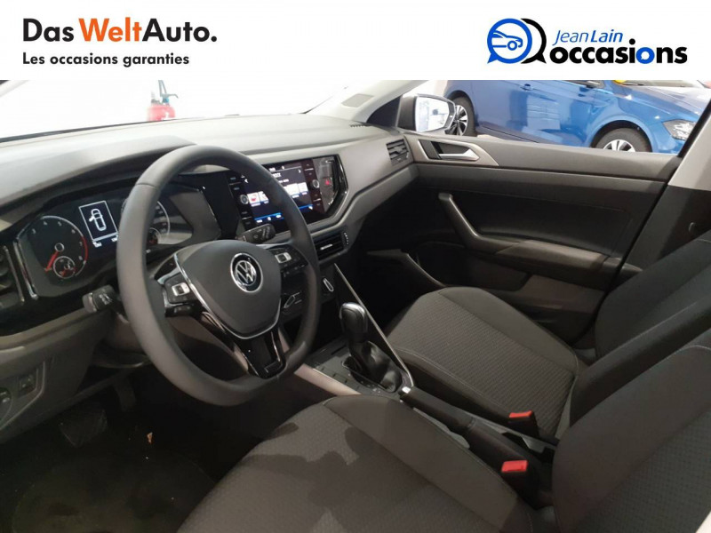 Volkswagen Polo VI Polo 1.0 TSI 95 S&S DSG7 Lounge 5p Gris occasion à Cessy - photo n°11