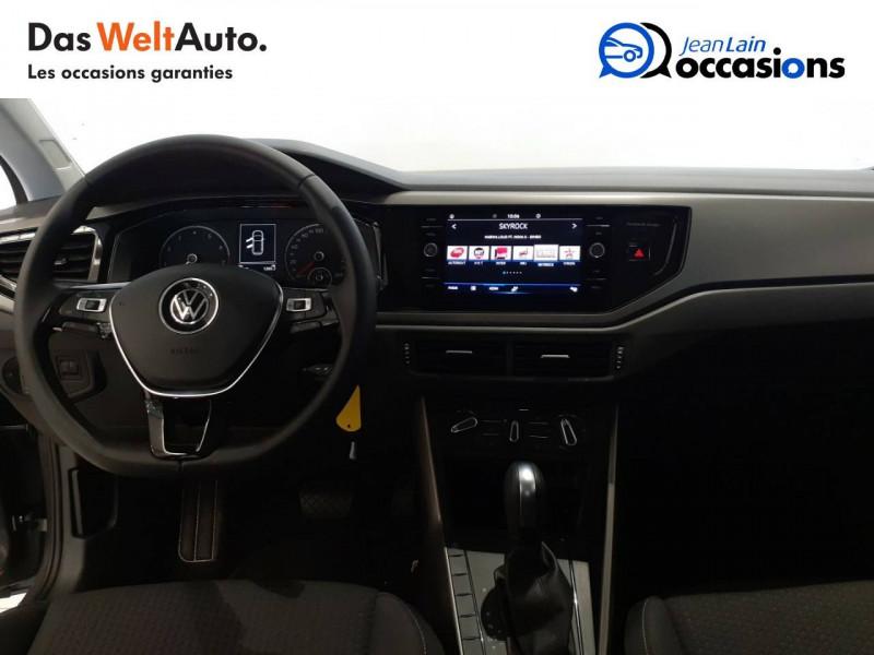 Volkswagen Polo VI Polo 1.0 TSI 95 S&S DSG7 Lounge 5p Gris occasion à Cessy - photo n°18