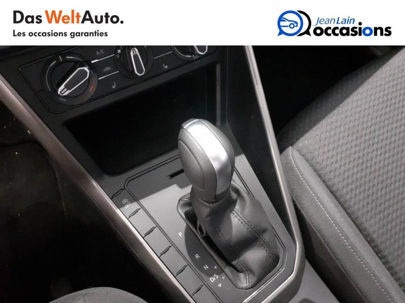 Volkswagen Polo VI Polo 1.0 TSI 95 S&S DSG7 Lounge 5p Gris occasion à Cessy - photo n°13